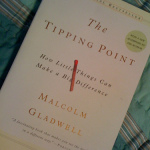 what i'm reading: the tipping point