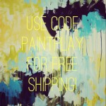 free shipping ends Thursday!