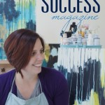 on success and magazine covers