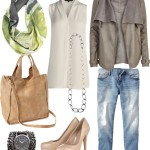 street style inspired: boyfriend jeans and heels