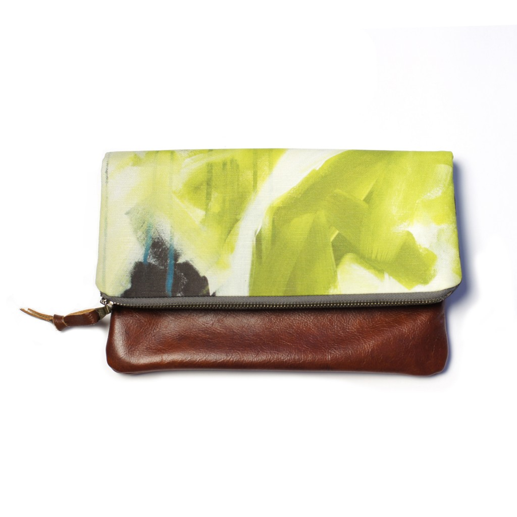 reflections clutch by eclu and megan auman