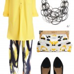 casual spring style: how to wear yellow