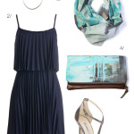 what to wear to an evening summer wedding
