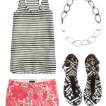 how to mix prints: summer edition