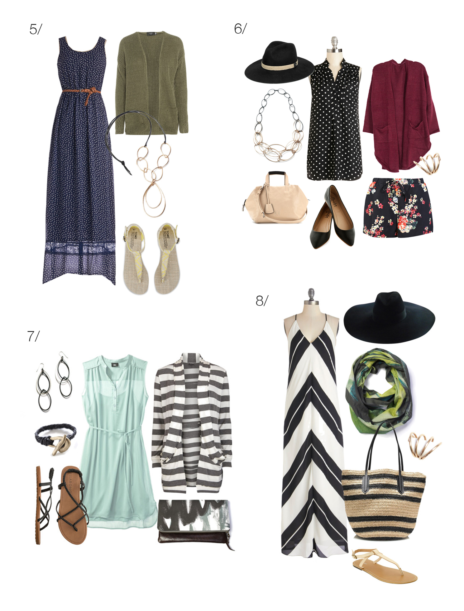 summer style: what to wear to a summer picnic via megan auman - click for outfit details