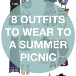 summer style: 8 outfits to wear to a summer picnic