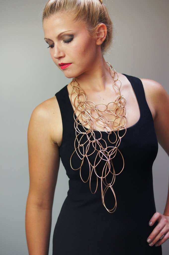 sedna necklace by megan auman