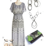 what to wear to an outdoor estate wedding
