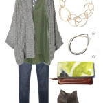 cozy but chic fall weekend style