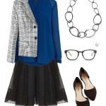 how to make a tulle skirt appropriate for work