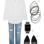 casual and classic weekend style