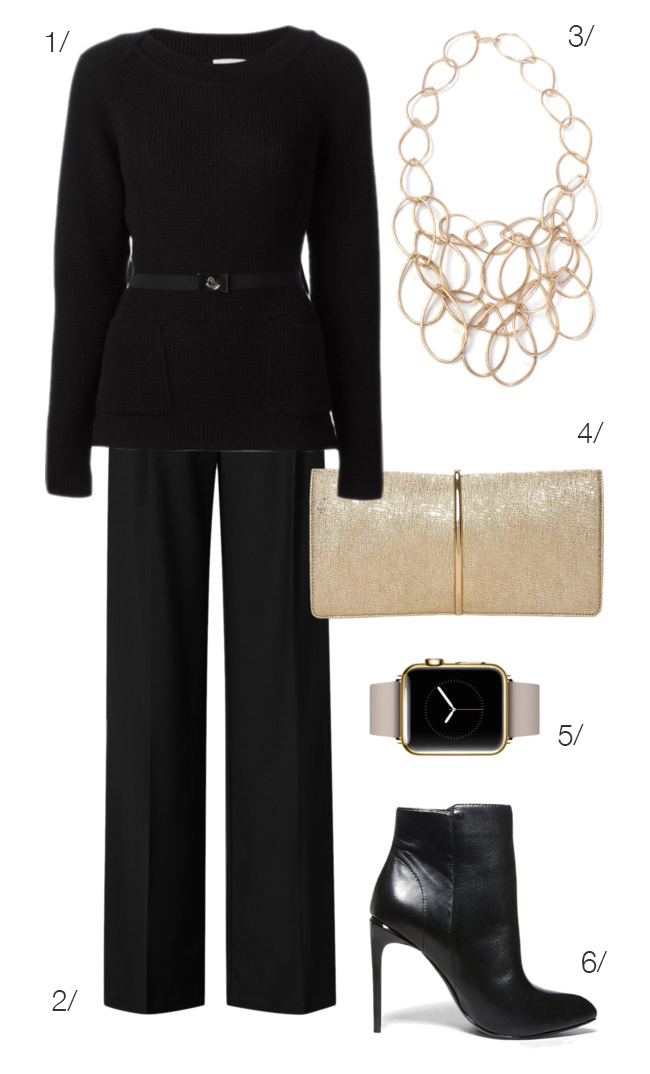 Sophisticated Holiday Style Megan Auman