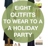 8 outfit ideas that are perfect for a holiday party
