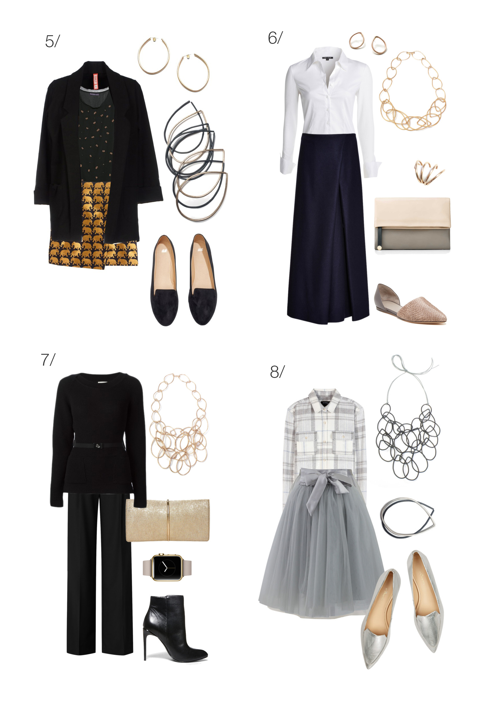 8 outfits that are perfect for any holiday party