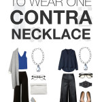 one necklace, eight ways