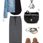 easy casual style: summer to fall