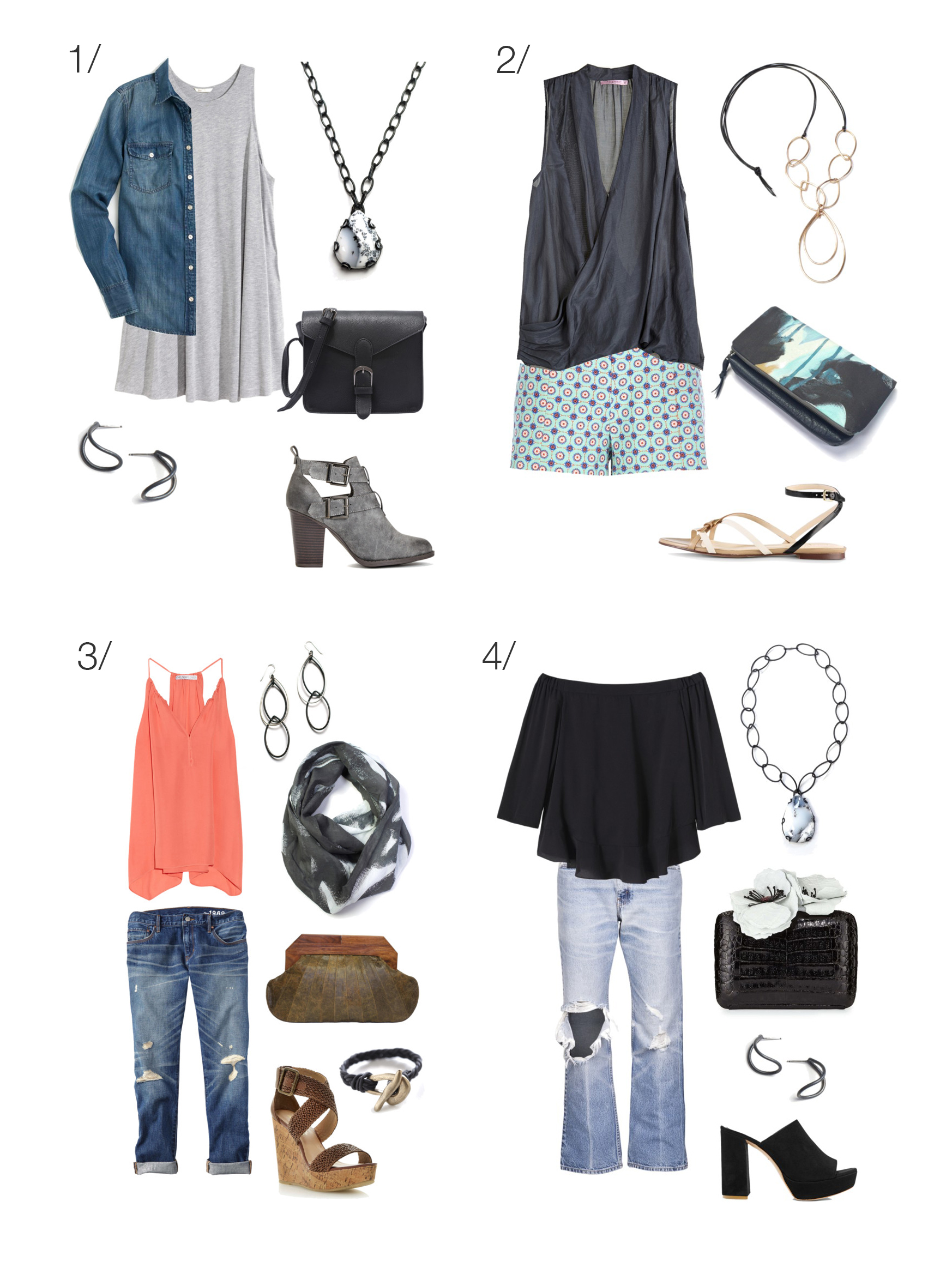Eight casual summer date night outfit ideas - MEGAN AUMAN