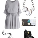 simple (but super chic) party style