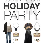 8 more outfits that are perfect to wear to a holiday party