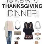 8 Thanksgiving outfit ideas