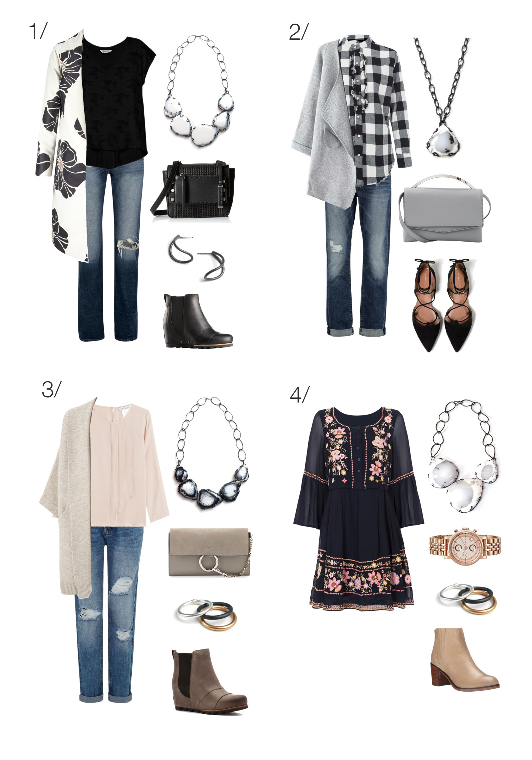 what to wear to Thanksgiving dinner: 8 outfit ideas to try // click through to see all the looks