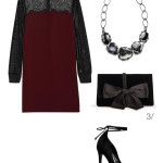 dark and romantic holiday style
