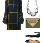plaid party style