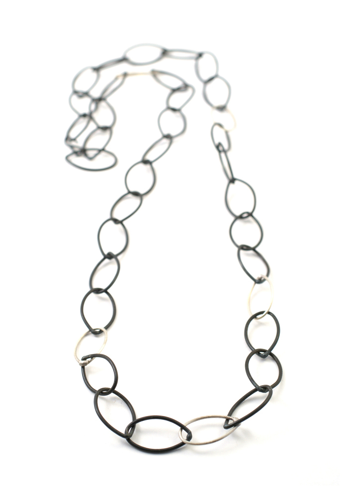 5 necklaces you can layer with a scarf // the alice necklace