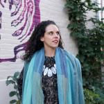 exploring the murals of Southwest Lancaster (while wearing a necklace OVER a coat)