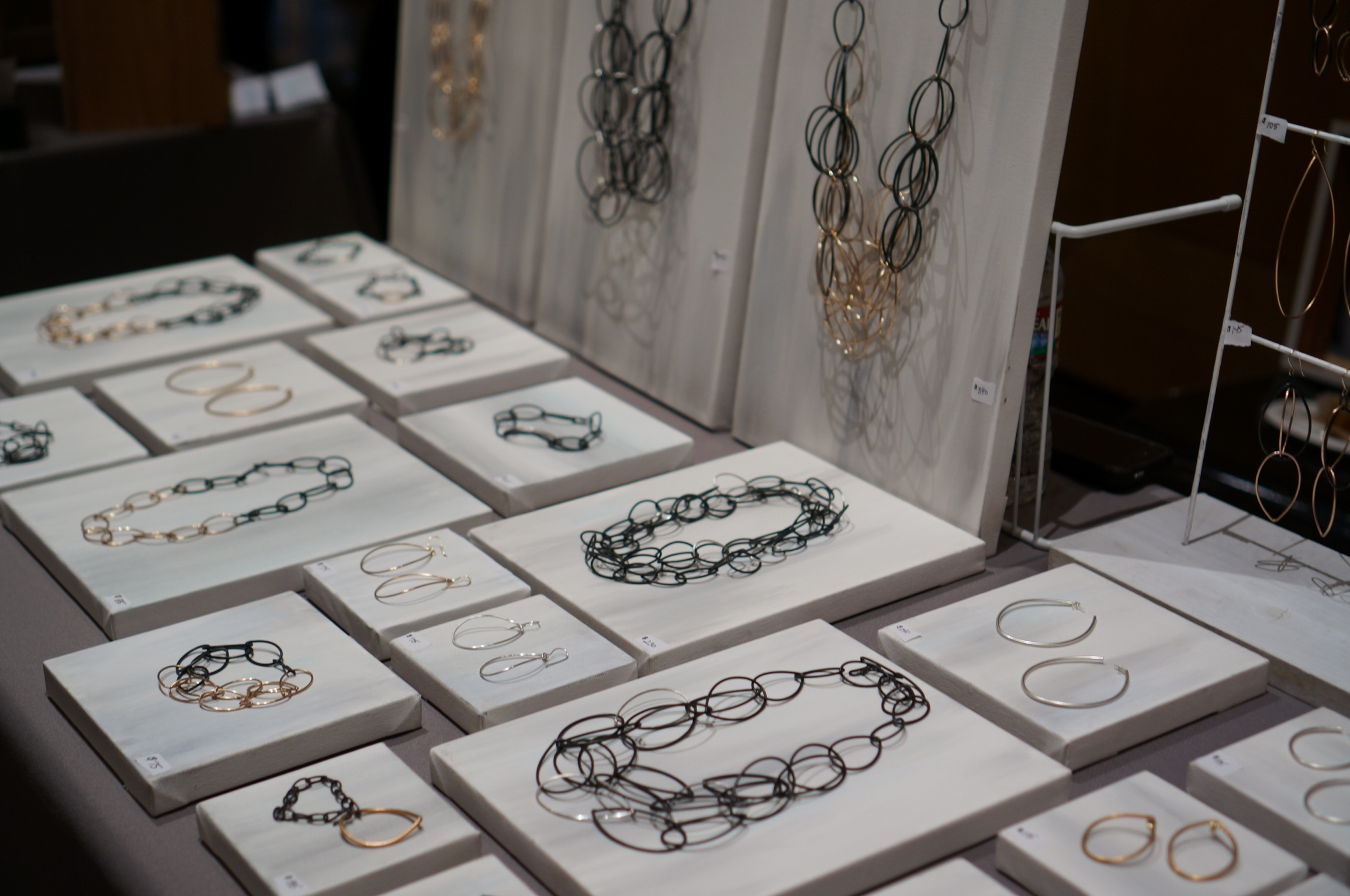 SFMOMA jewelry trunk show - MEGAN AUMAN