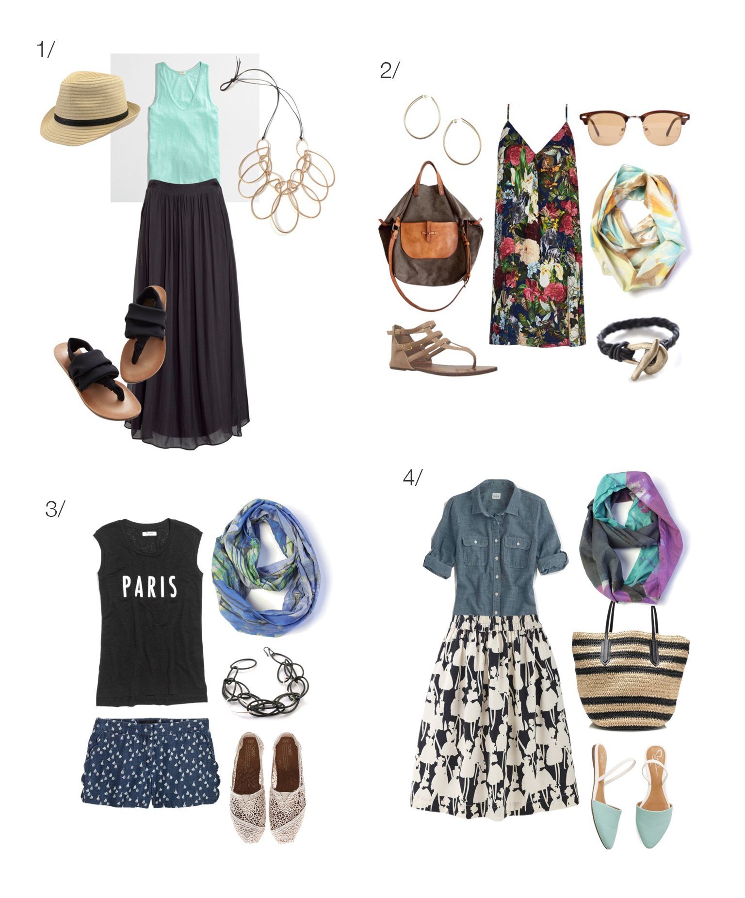 Summer Style 8 Outfits To Wear To A Summer Picnic Megan Auman